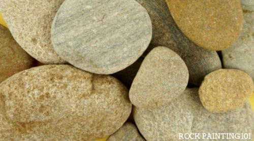 Where to buy rocks to paint? The affordable way to stock up