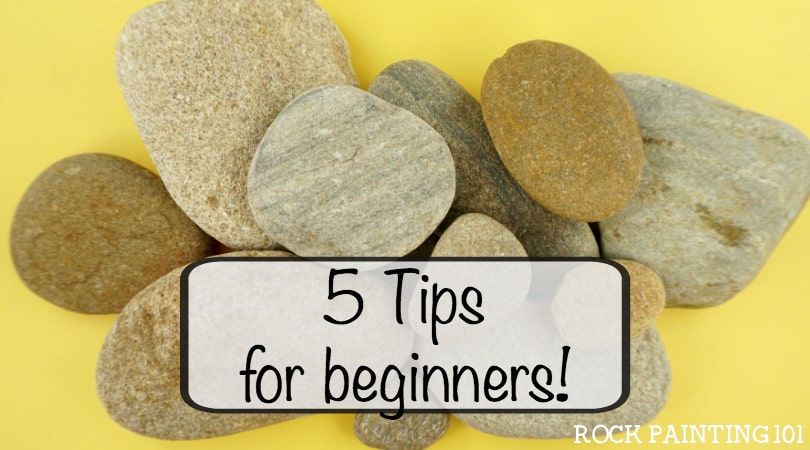 how to paint rocks amazing answers to your first questions