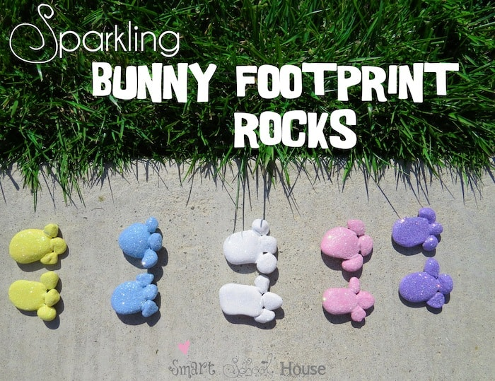Bunny Footprints from Smart School House