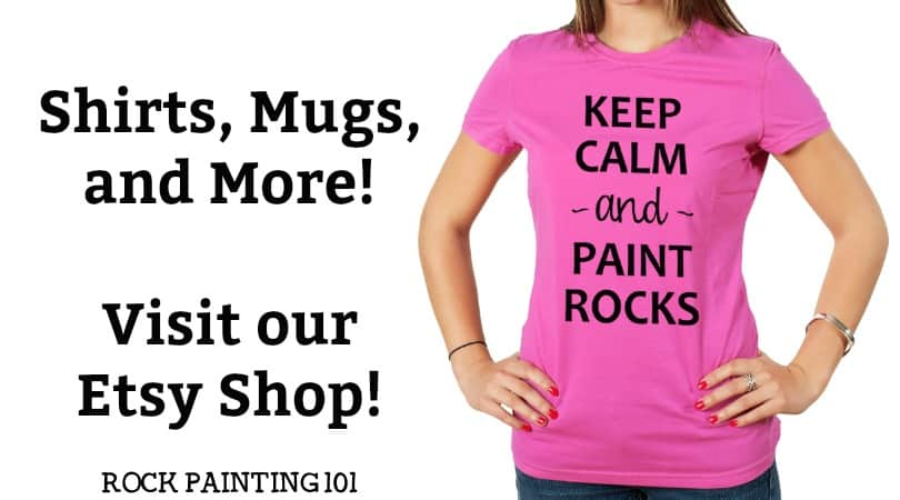 0cd88697c8 How to paint rocks. Amazing answers to your first questions