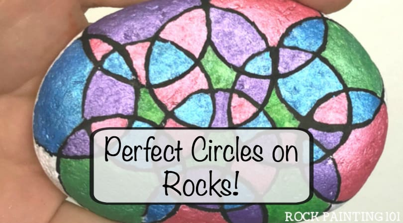 How To Draw A Perfect Circle To Make Amazing Rocks Rock