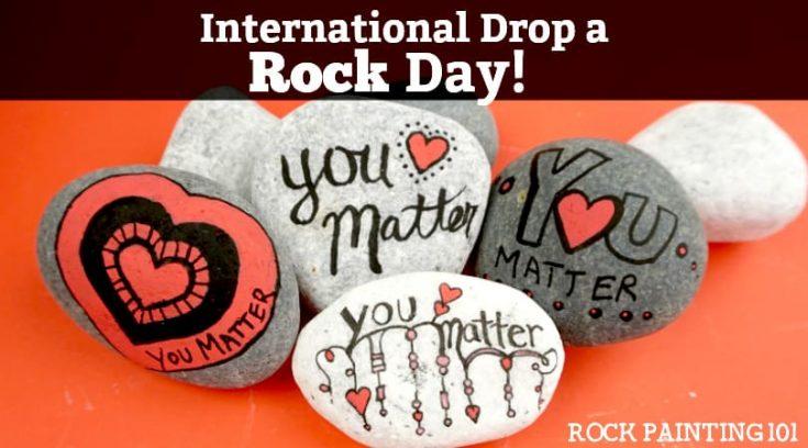 You Matter Rocks