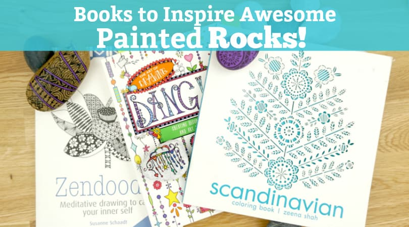 10 rock painting books that will make you excited to create