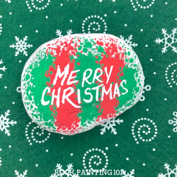 Christmas Rock Painting Designs.14 Wonderful Christmas Painted Rocks You Ll Love To Make