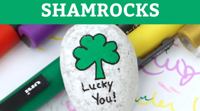 How To Paint A Shamrock