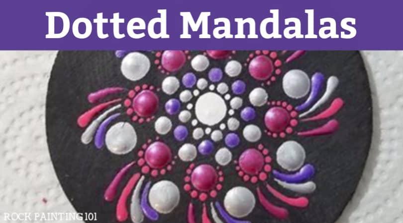 Dot Mandala Beginner Tutorial