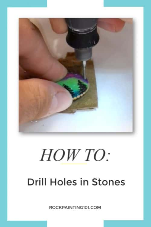 Learn how to drill holes in rocks. Drilling holes in stones is perfect for jewelry making and other crafts.
