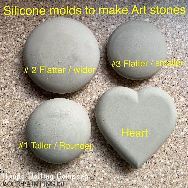 Learn how to make rocks for painting and other craft projects.