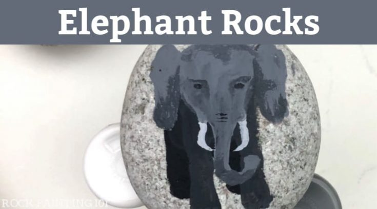 32 Adorable Animal Rocks That Are Perfect For Beginner Rock Painters