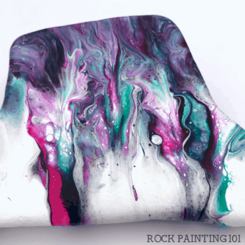 abstract fluid painting techniques