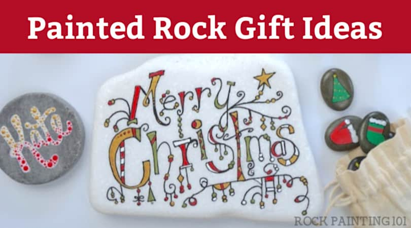 5 fun rock painting gift ideas