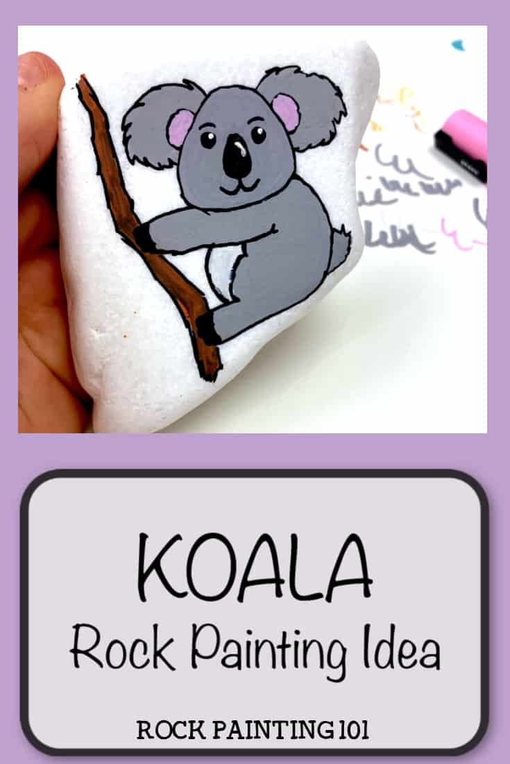 It's safe to say that koalas are adorable so if you're ready to learn how to paint a koala, this is the video tutorial for you! Luckily, it's not hard at all and is certain to impress your family and friends. Plus, painting a rock with a cute koala is an easy way to brighten someone's day.