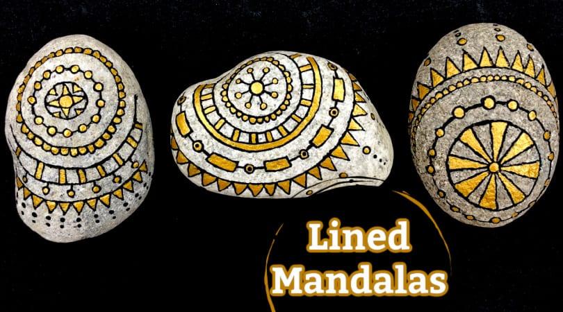 Lined Mandala Hack for Beginners
